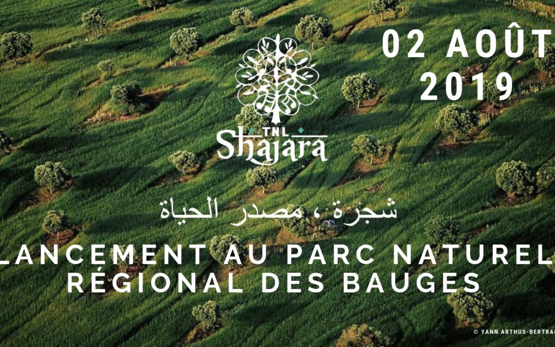 Création mondiale TNL Shajara by YGP – Parc Naturel des Bauges